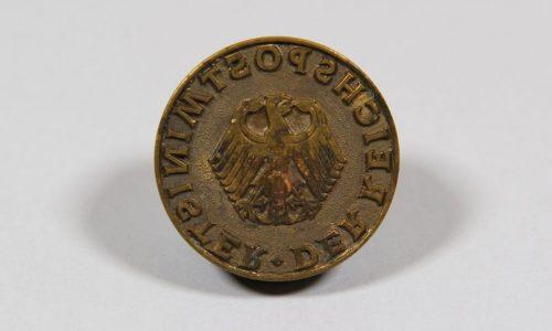 Dienstsiegel des Reichspostministers der Deutschen Reichspost, 1920er Jahre