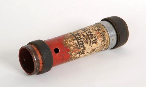 Rohrpostkontrollbüchse des Haupttelegraphenamt Berlin, 1930