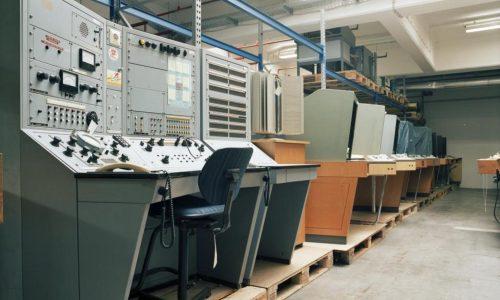 Auskunfts-Arbeitsplaetze und Stoerungsannahme im Depot Heusenstamm