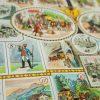 Post- und Reisespiele in der Sammlung des Museums für Kommunikation Frankfurt