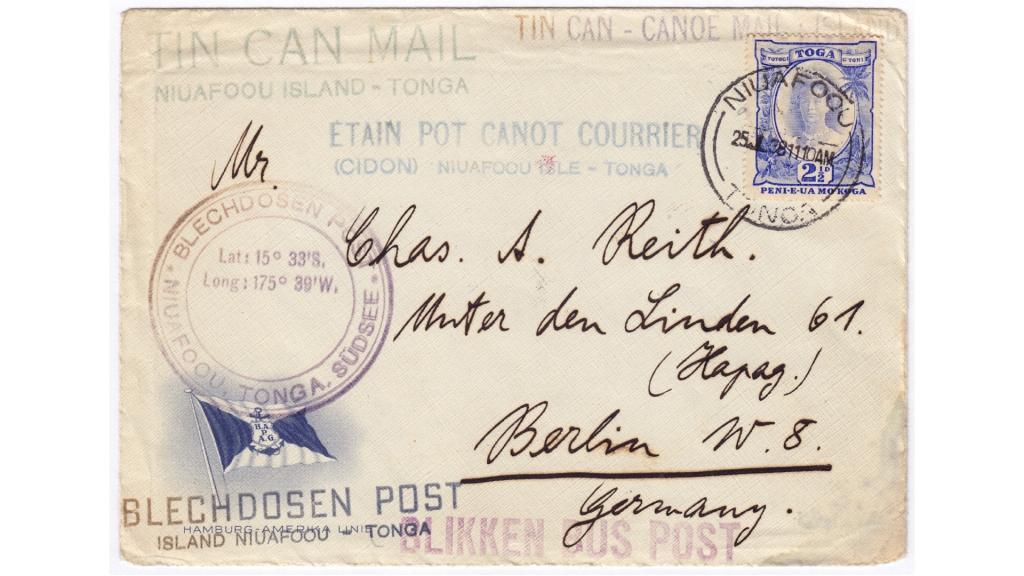 Briefe Museum Für Kommunikation Sammlungen