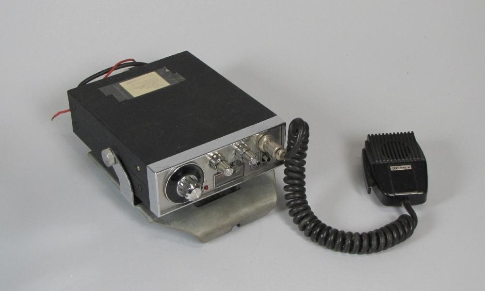CB-Funkgerät, CB 144, um 1975