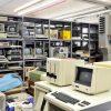 Computer und Rechner im Depot Heusenstamm