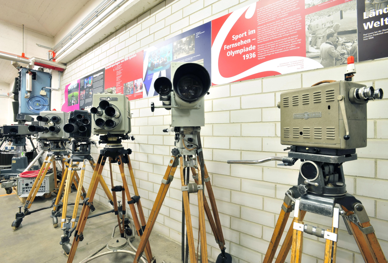 Kameras im Depot Heusenstamm 2008