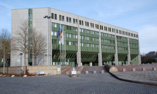 Archiv für Philatelie in Bonn, Außenansicht