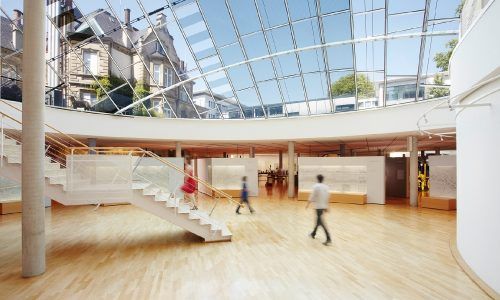 Museum fuer Kommunikation Frankfurt