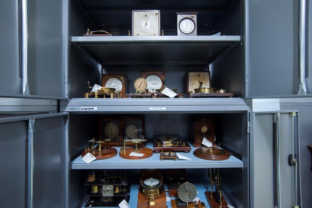 Nadel Und Zeigertelegrafen Museum Für Kommunikation Sammlungen