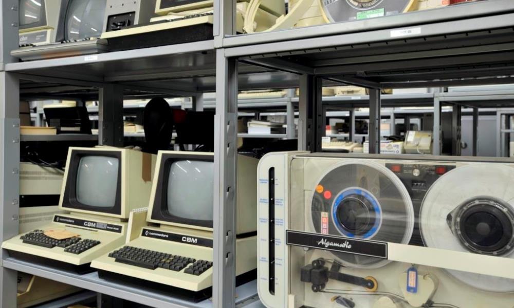 Aufnahmen im Depot Heusenstamm im Jahre 2008