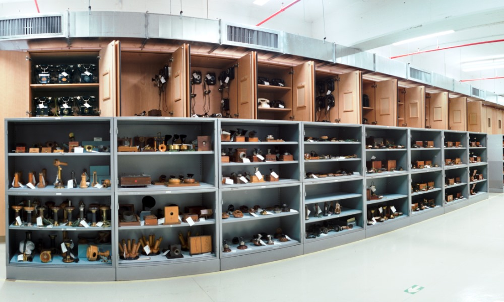 Sammlungsgebiete Telefone Depot Heusenstamm