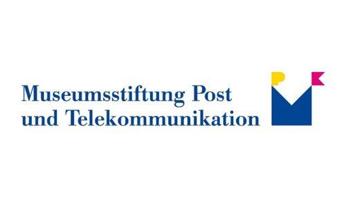 Logo Museumsstiftung Post und Telekommunikation